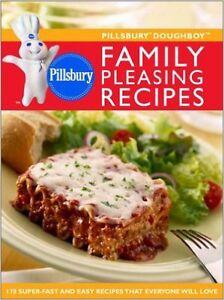 Pillsbury Doughboy Family Pleasing Recipes