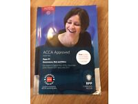 ACCA P1 BPP Study Text and Practice Revision Kit