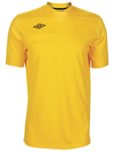 Wanted - Umbro Yellow Soccer Referee Jersey