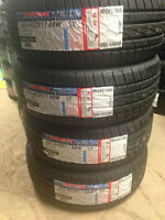 4- P205/45/17 Falken Ziex ZE912 NEW all season tires.