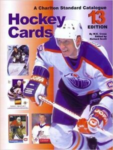 Hockey Cards, 13th Edition - A Charlton Standard Catalogue