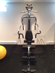 Multi-Gym Inspire M1 by Health in Motion (valeur +2000$)