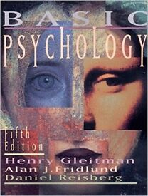 Basic Psychology by Henry Gleitman