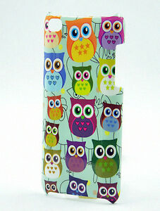 NEW Night Owl Amusing Hard Back Cover Case For Apple iPod Touch 4 4Gen 4TH +GIFT