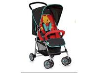 New Hauck Sport Pushchair - Winnie The Pooh Design