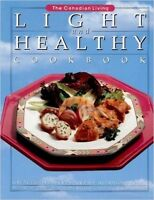Cookbook:Canadian Living Light and Healthy Cookbook