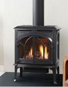"Jotul ""Allagash"" Gas Stove Demo Sale"