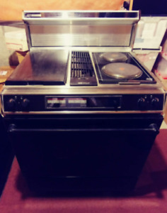 "Used Jenn Air 30"" Electric Oven with Downdraft"