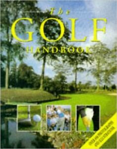 1-The Golf Handbook/ 2-Tiger Woods The making of a champion(new)