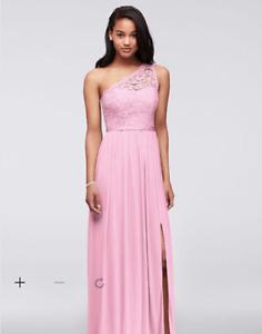 2 David's Bridal Dresses