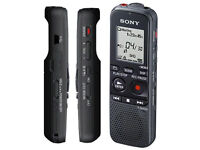 Sony ICD-PX333 voice recorder dictaphone - ex con