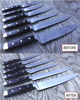 Professional Knife Sharpening & Refurbishing Service