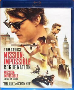 Films Blu-ray  ''Mission: Impossible''