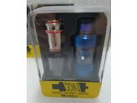 Authentic Uwell Crown 3 III Sapphire Blue - New - Newest Model 2017 new in box