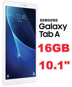 NEW SAMSUNG GALAXY TAB A 10.1 ANDROID TABLET