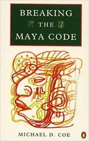 Book-Breaking the Maya Code