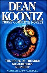 Dean Koontz- Various books  (8 stories in all)