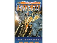 The Authority: Relentless Graphic Novel