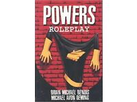 Powers: Roleplay v. 2 Graphic Novel