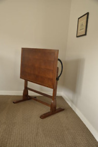 Solid Oak Antique Finish Brand New Art Tables