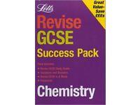 Revise GCSE Success Pack Chemistry