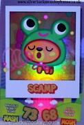 Moshi Monsters Cards Rainbow Foil