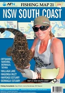 AFN Fishing Map 21: NSW_South_Coast