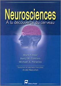 Neurosciences À la découverte du cerveau 2e éd par Bear, Connors