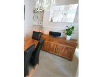 Beautiful Solid Sheesham Wood Sideboard