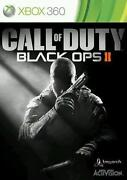 Call of Duty Black Ops Xbox 360 Used
