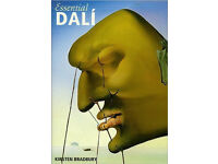 Essential Dali art book by kirsten bradbury