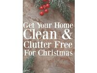 DO YOU NEED YOUR HOME CLEANED AND ORGANISED