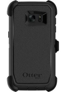 BNIB Original Authentic OEM Samsung Galaxy S7 Edge OtterBox Defender Rugged Tough Heavy Duty Case & Belt Clip Holster