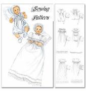 Christening Gown Pattern