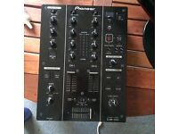 Pioneer 350 DJM Mixer - Perfect Condition