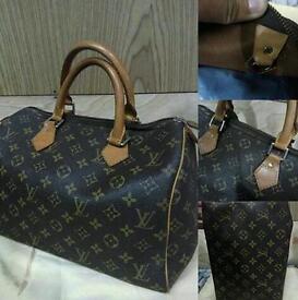 100% Authentic Louis Vuitton speedy 30 handbag for sale