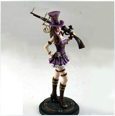 "League of Legends LOL ""Caitlyn"" 7 Inches Figure New in Box Freeshipping on Rummage"