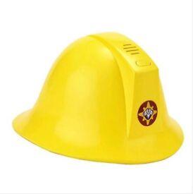 Fireman Sam Helmet With Sounds