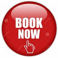 Massage Therapy appointments available