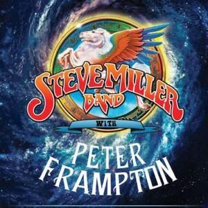 Steve Miller & Peter Frampton 2 Floor seats Row 15