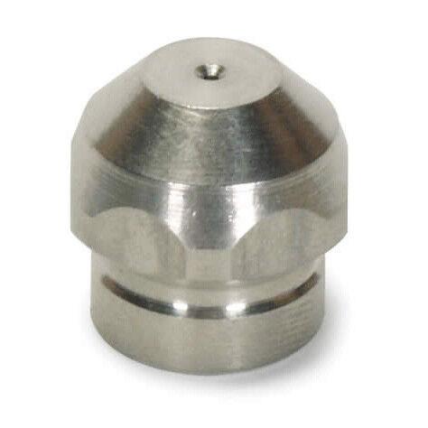 """A-Plus 8.710-908.0 Pressure Washer Sewer Nozzle 1/4"""" NPT Orifice #6.5"""