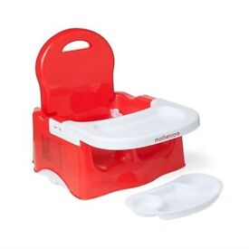 Booster seat by mothercare