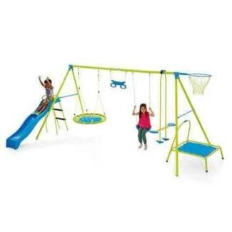 Kids Outdoor Swing Set Toys Outdoor Gumtree Australia Wanneroo