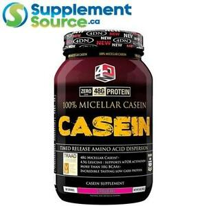 4 Dimension CASEIN, 2lb - Strawberry