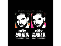 3x Drake Tickets (Standing) 2nd Feb - O2 Arena