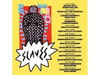 Slaves Ticket Bristol O2 academy 21/11/16