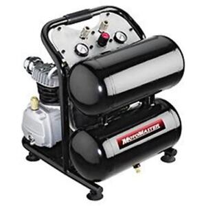 Air compressor great for framing or finishing
