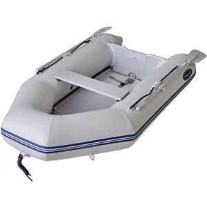 INFLATABLE BOAT RATED 15 HP