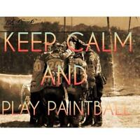 Tournament Paintball player's to join and help build our team.