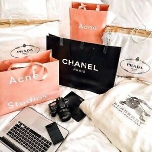 Designer Shopping Bags 🛍